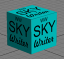 Sky Writer Helper