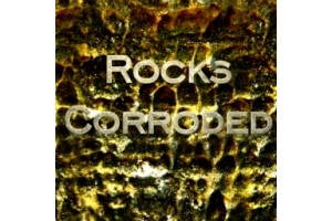 Corroded Rock Materials 1